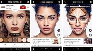 sephora app enables you to try make up in ar at home