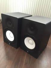 yamaha hs7 pair. yamaha hs7 studio monitor pair - new in box with super fast shipping included hs7