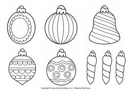 Small Picture Christmas Colouring Pages for Kids Really Kid Friendly
