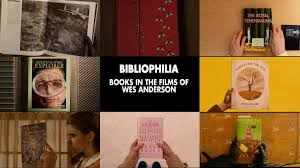 bibliophilia books in the films of wes anderson