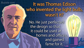 Thomas Edison Light Bulb Invention Impact Facts About Thomas Edison That You Should Totally Bookmark