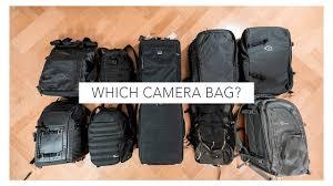 Peak Design Vs My Favourite Camera Bag Lowe Pro Vs Peak Design Vs Wandrd