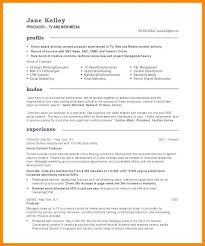 Production Resume Examples Production Resumes Apparel Production ...
