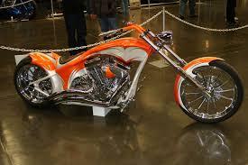 orange motorcycles orange choppers motorcycle builder company