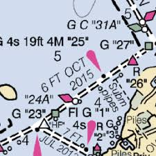 Tide Chart For Hatteras Map And Nautical Charts Of Hatteras Pamlico Sound Nc Us