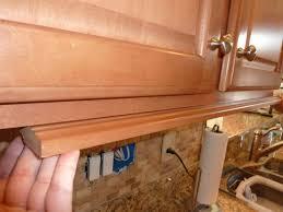 installing under cabinet lighting trim kitchen amp bath
