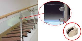 frameless glass barade solution providing freedom of design