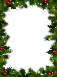 christmas borders you can and print