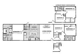 Modular Home Floor Plans 4 Bedrooms  Modular Housing Construction Legacy Mobile Home Floor Plans