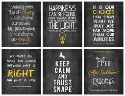 Harry Potter Book Quotes a bit of Harry Potter for Halloween Simply Fresh Designs 35