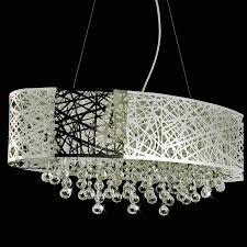 large size of lighting graceful drum shade crystal chandelier 2 0000864 32 web modern laser cut