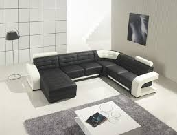 awesome Modern Leather Sectional Sofas Awesome Modern Leather