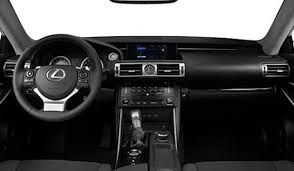 lexus is 250 interior 2015. Vue Intrieure Lexus IS 250 2015 NuLuxe Noir Parchemin Lin Inside Is Interior