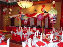 Circus Party Theme Lions, Tigers, and Bears, OH MY! Guests will be reeling  from the excitement at this amazing circus.