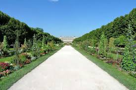 jardin des plantes on paris left bank france