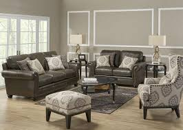 ISABELLA 3 PC L R W ACCENT CHAIR Living Room Sets Living Room