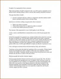 persuasive essay examples high school persuasive essay examples  essay high school sample argumentative essay high school picture