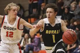 Boys basketball: Roy outlasts Ogden 69-60 in spirited non-region contest |  High School | standard.net