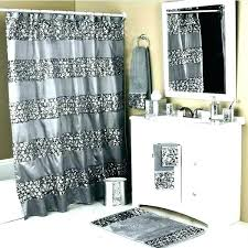 matching shower and window curtains curtain sets bathroom bath ideas a main picture