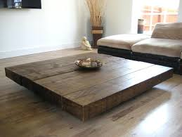 large square coffee table large square oak coffee table uk