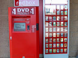 Who Makes Redbox Vending Machines