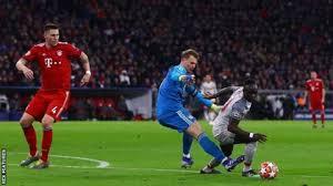 Bayern Munich 1-3 Liverpool (agg 1-3): Sadio Mane & Virgil van Dijk ...