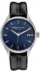 buy kenneth cole blue dial analog watch for men kc10030836mnj kenneth cole blue dial analog watch for men kc10030836mnj