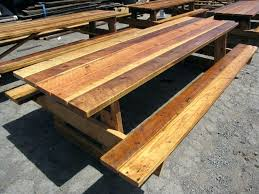 wood picnic table bench round wood picnic table round wood picnic tables for round wooden
