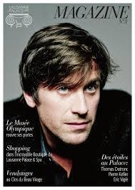Lausanne Palace Spa Magazine 2014 By La Manufacture Suisse De
