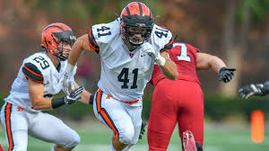 Princeton Football Depth Chart Harvard Football Depth Chart 2019