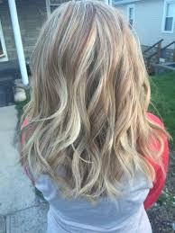 Strawberry Blonde Hair Blonde Highlights On