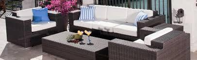 Exellent Modern Wicker Patio Furniture Source Outdoor Birdie Num Intended Impressive Ideas