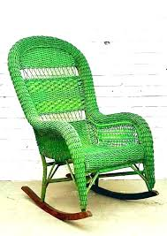 outdoor wicker rocking chairs s chair canada