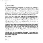 How To Write An Apology Letter To A Girl Archives - Www.jobssingapore.co