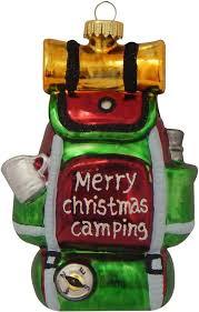 Krebs Glas Lauscha Christbaumschmuck Camping Rucksack Frohe Weihnachten 1 Tlg Mundgeblasen Online Kaufen Otto