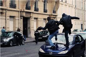 Manifestations : des milliers de lycéens dans les rues, 264 «casseurs»  interpellés | Le Parti de la France en Limousin