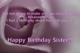 Happy Birthday Beautiful Sister Quotes Best Of Birthday SMS For Sister SMS Khoj Handpicked SMS For Every Occasion
