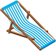 lounge chair clipart. Beautiful Clipart Transparent Beach Lounge Chair Clip Art Image In Clipart O