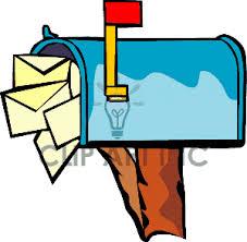 Full Mailbox Clipart