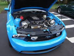 14 Mustang GT 5.0 Twin Turbo 1200+HP System