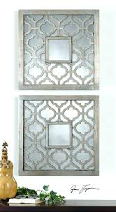 mirror sets wall decor uk mirrors decorating 9 piece small square set decorative of 3