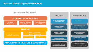 Sales And Delivery Organization Structure Zinnov