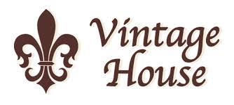 vintage furniture logo. Close Vintage Furniture Logo