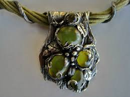 Beading Arts: Metal clay artist: Joan Rhodes