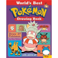 world s best pokémon drawing book