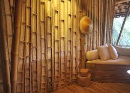 awesome bamboo wall covering