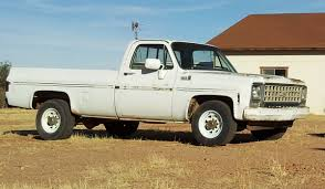 Selectric Typewriter Museum - Cars - 1980 Chevy C20 Truck