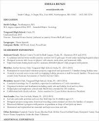 Our cv examples will give you inspiration on how to design the right cv for the job. Free 6 Resume For Job Application Samples In Ms Word Pdf