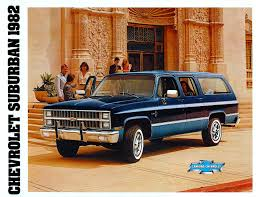 1982 Chevrolet Suburban Photos