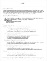Showcase Proper Resume Format Gallery Of Resume Format Inspired